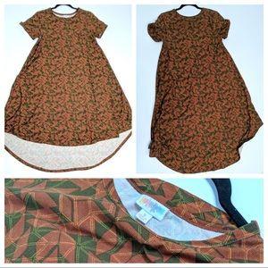 LuLaRoe Carly Hi Low Small Dress